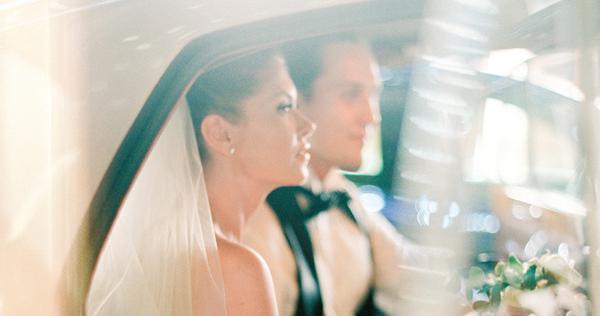 Классическая свадьба в стиле арт-деко