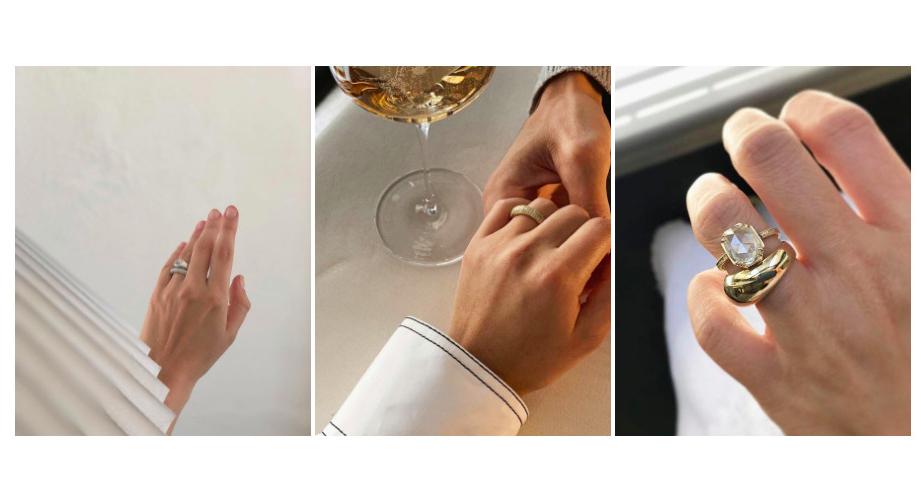 Ring selfie: как красиво рассказать о помолвке