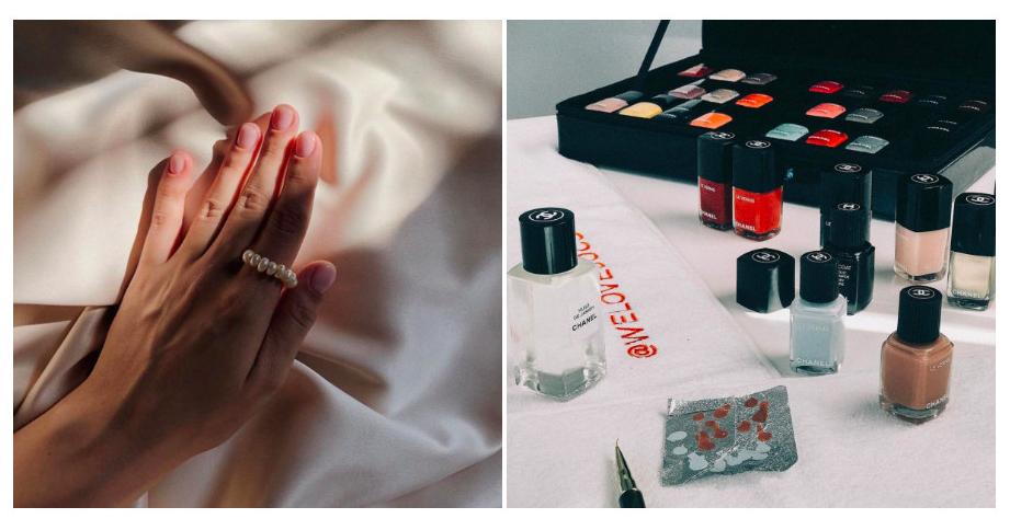Свадебный маникюр: 5 небанальных вариантов