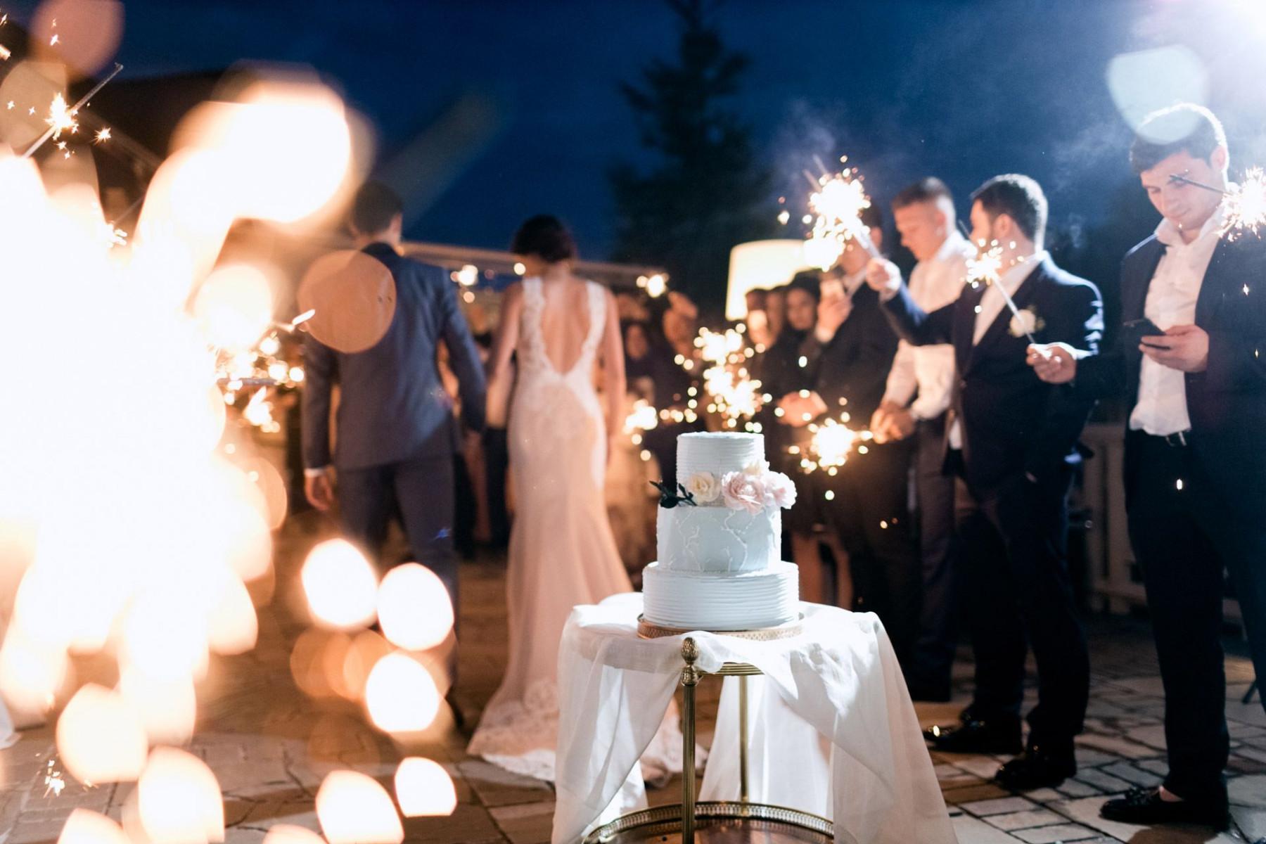 Утонченная нежность: свадьба в ресторане «Жан Реми»