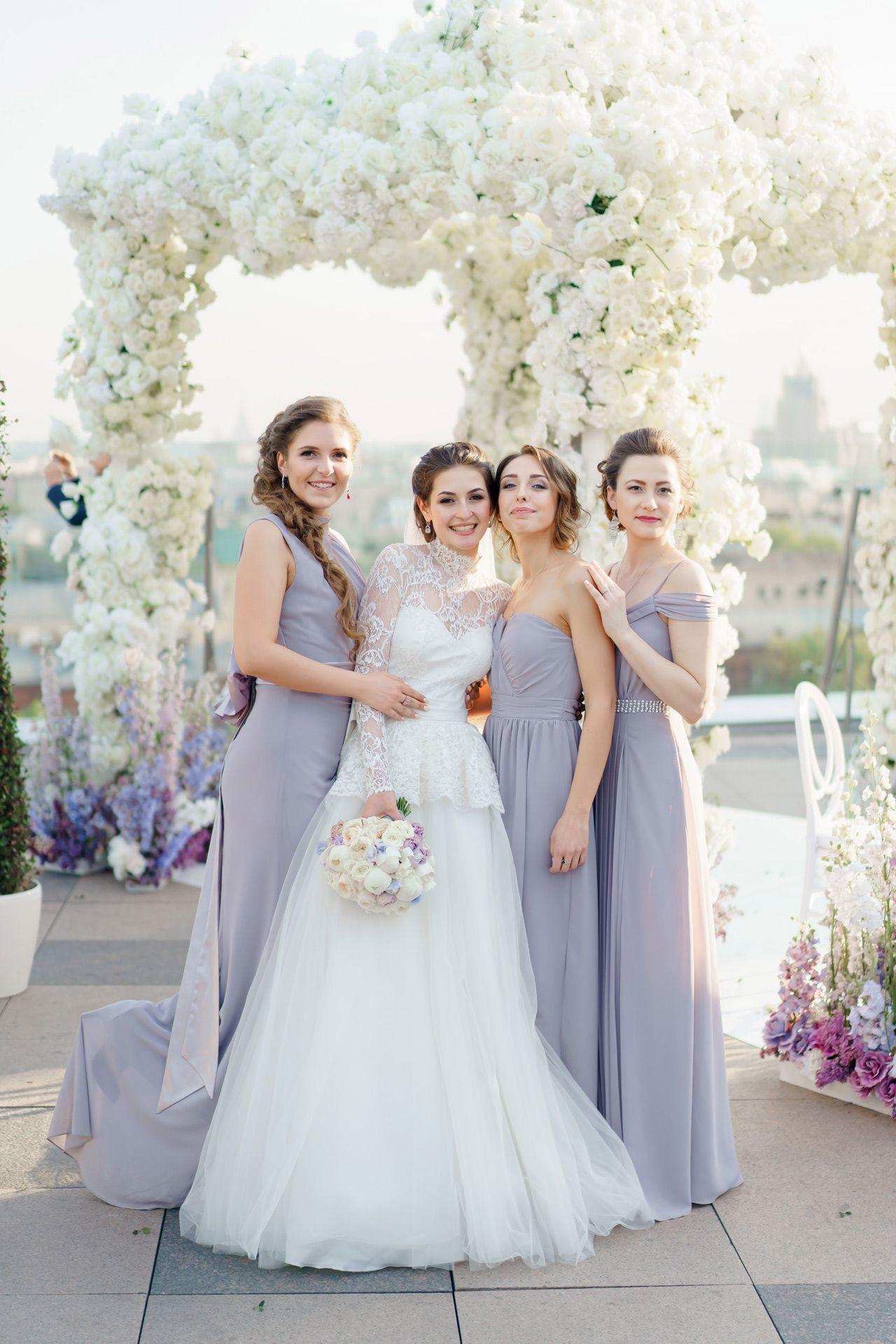 Прекрасная эпоха: свадьба в отеле The Ritz
