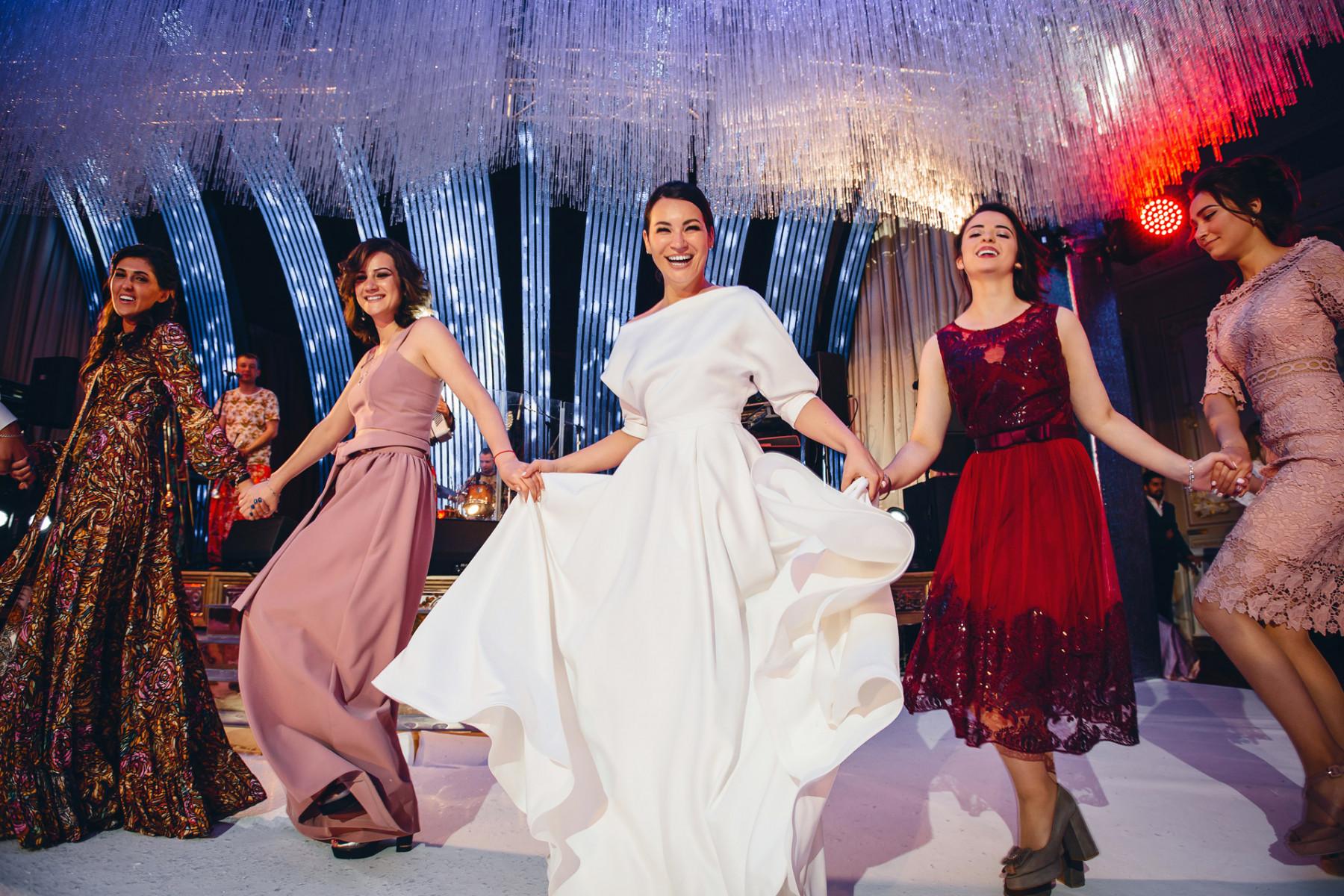 Свадебная программа: что сегодня в моде?