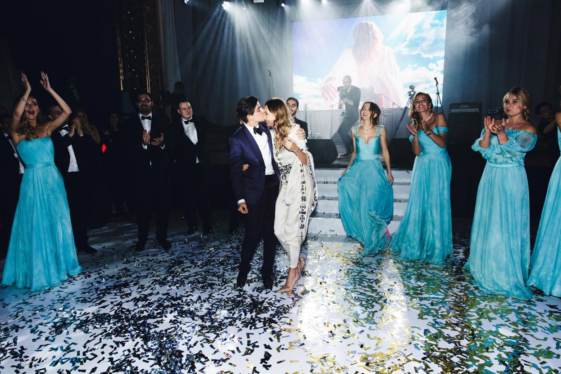 Мурад Османн и Наталья: свадьба создателей #followmeto