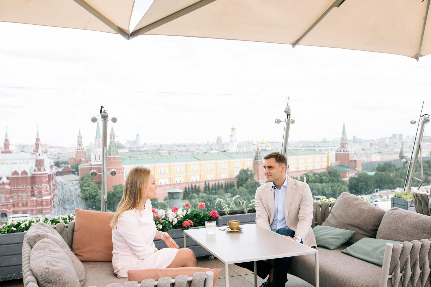 The Ritz Carlton: интервью о возможностях высокого