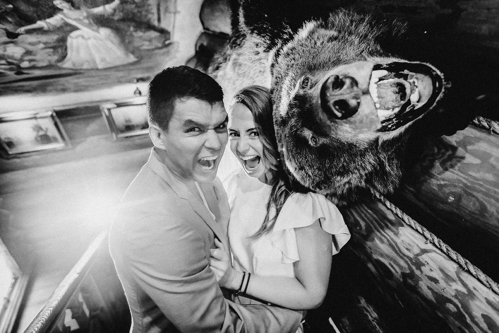 Свадебная вечеринка для двоих: все только начинается!