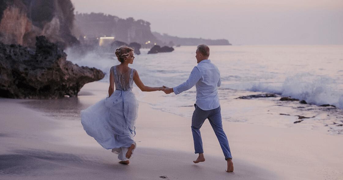 Свадьба на Бали: белоснежное место под солнцем