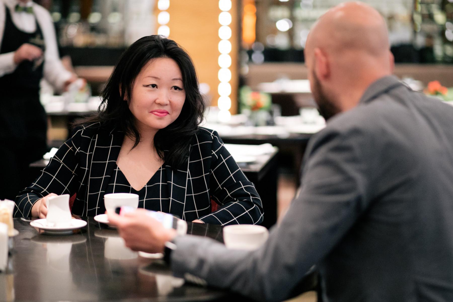Tatler Club: интервью с рестораном в пятизвездочной
