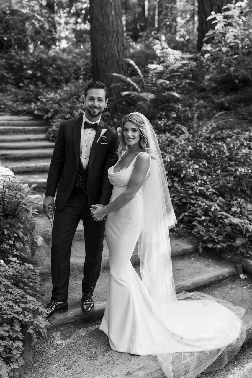 Свадьба Эшли Грин: уютное торжество в Калифорнии