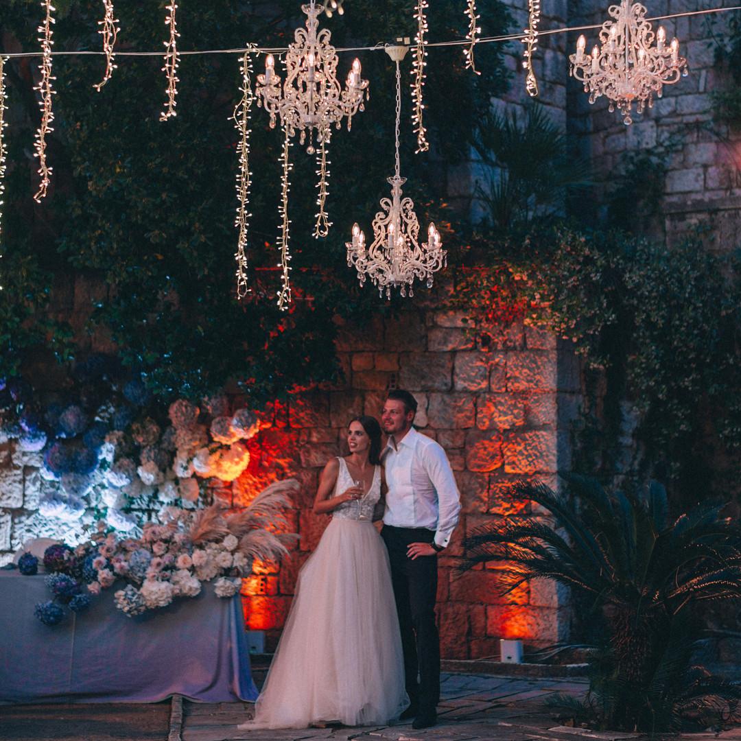 Валерий Ничушкин и Светлана: свадьба на вилле