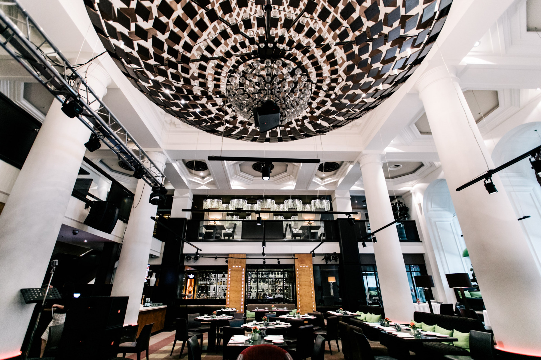 Tatler Club — ресторан в пятизвездочной гостинице