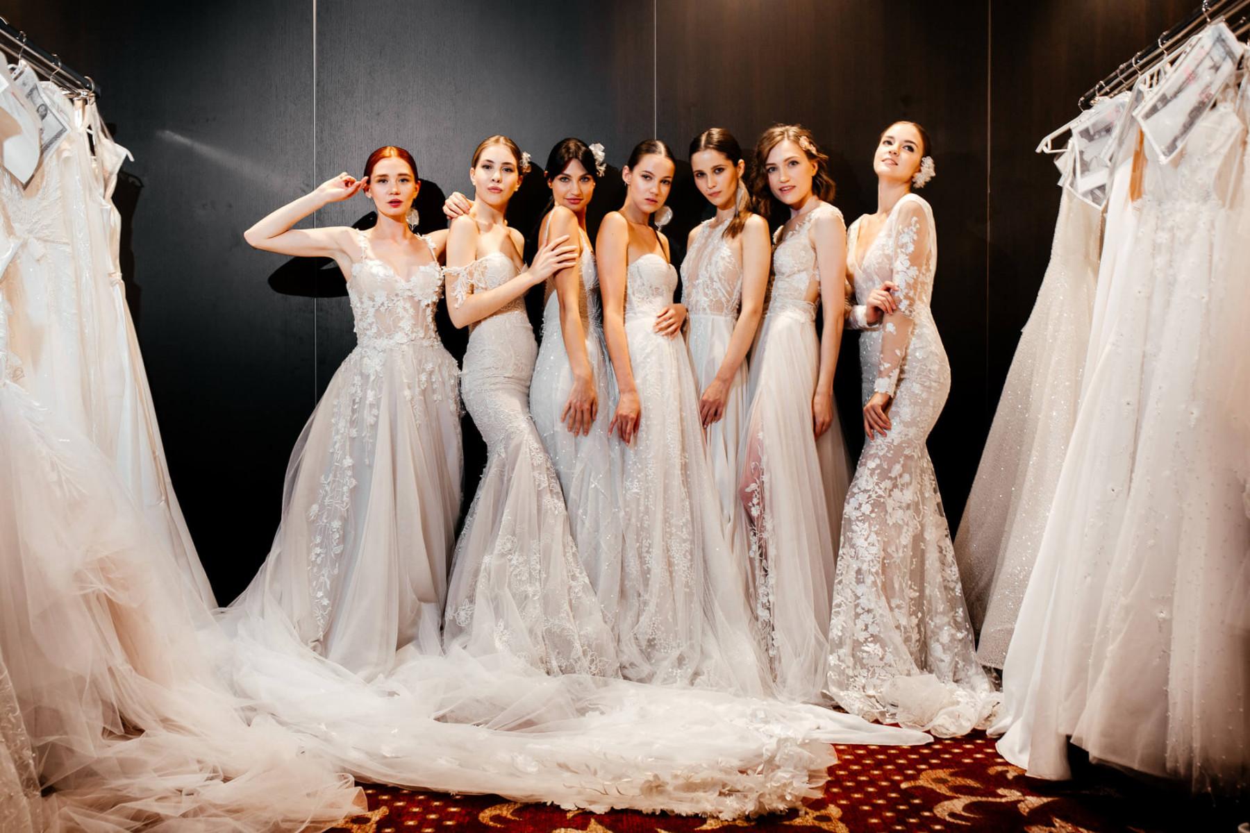 Trunk Show Helena Kolan: свадебная мода из