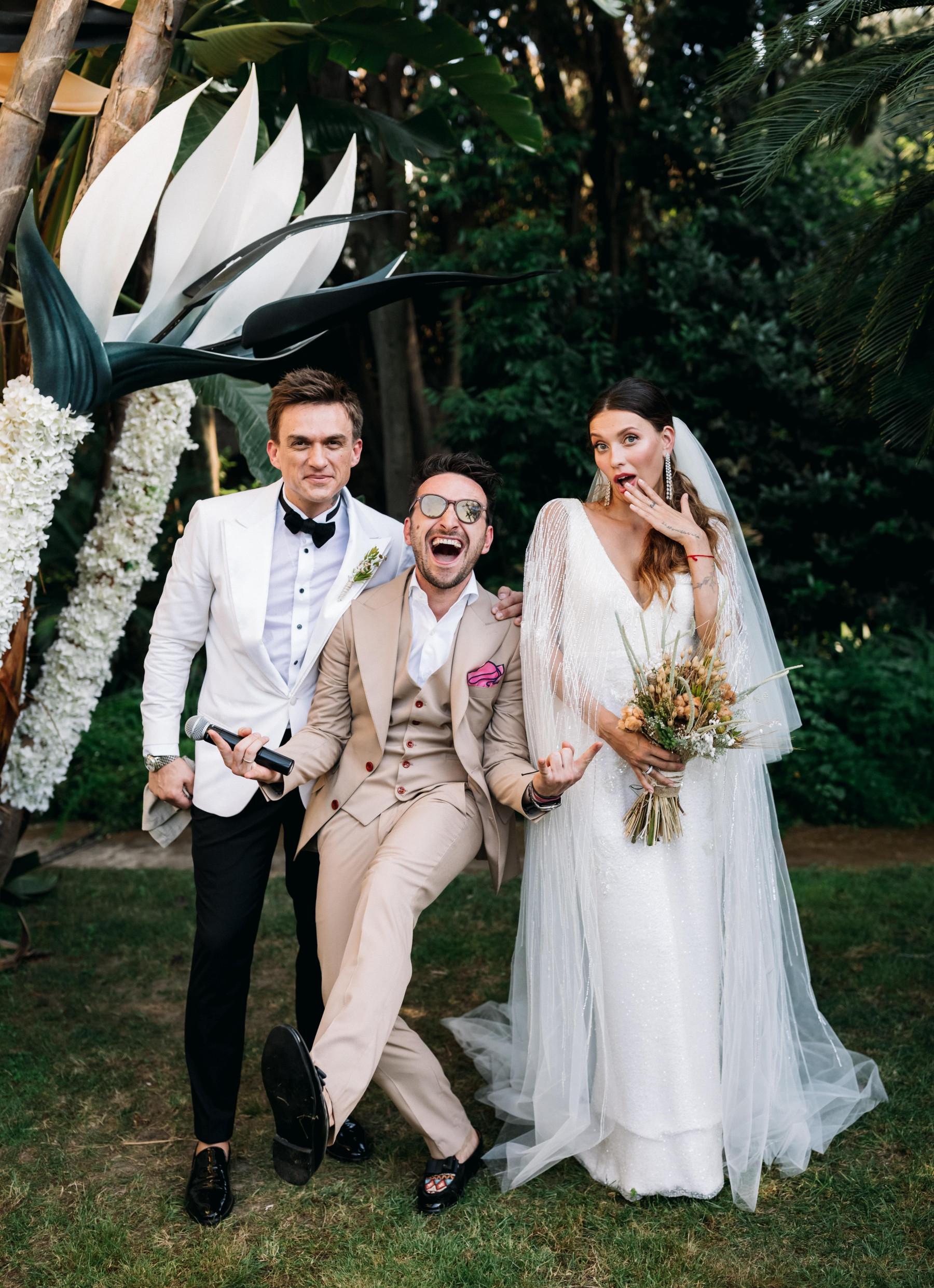 Свадьба Регины Тодоренко и Влада Топалова