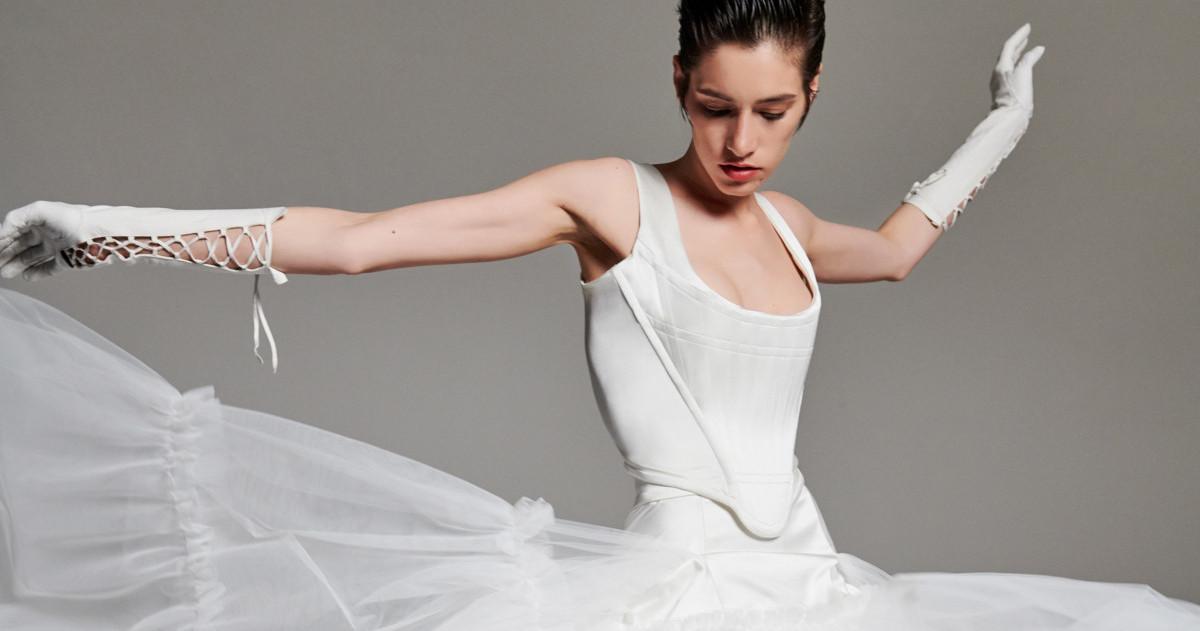 12 новых свадебных платьев Vivienne Westwood