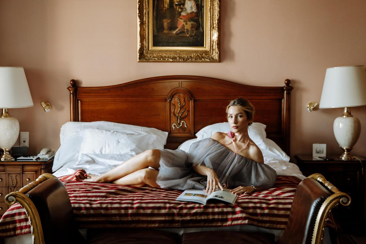 Пробуем балет: как прошел бизнес-девичник в отеле