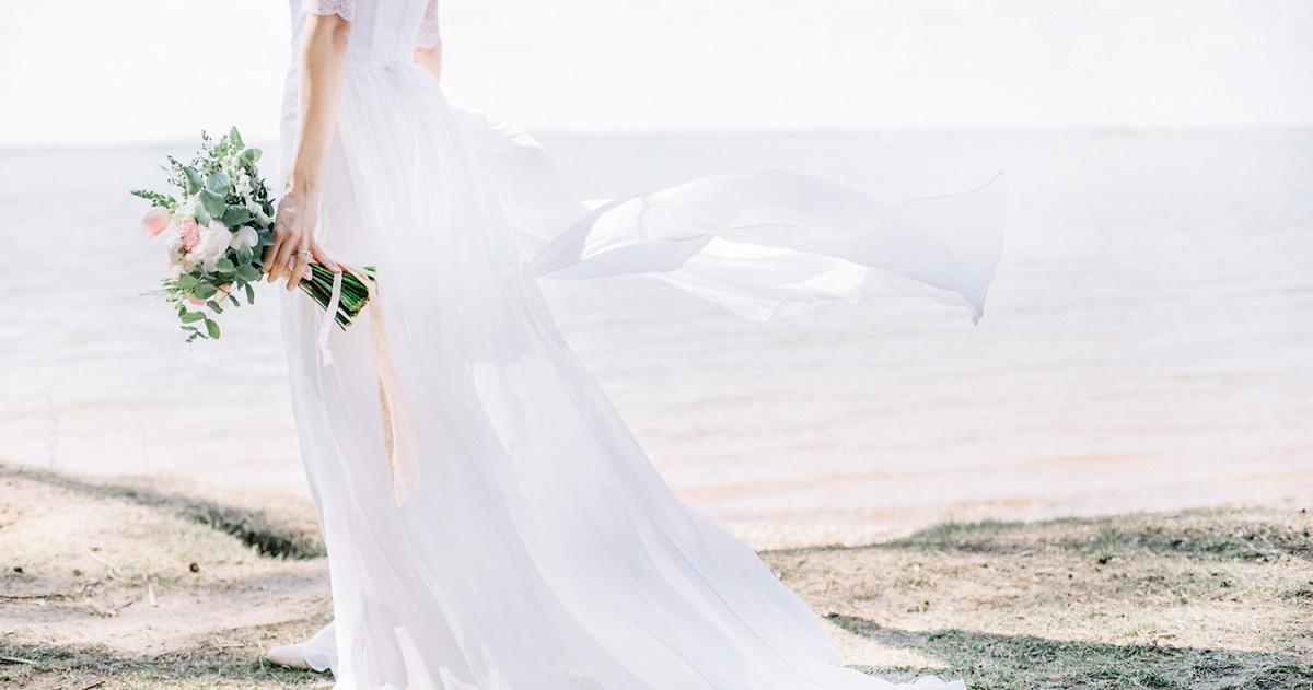 Эстетика снимка: fine art в свадебной фотографии