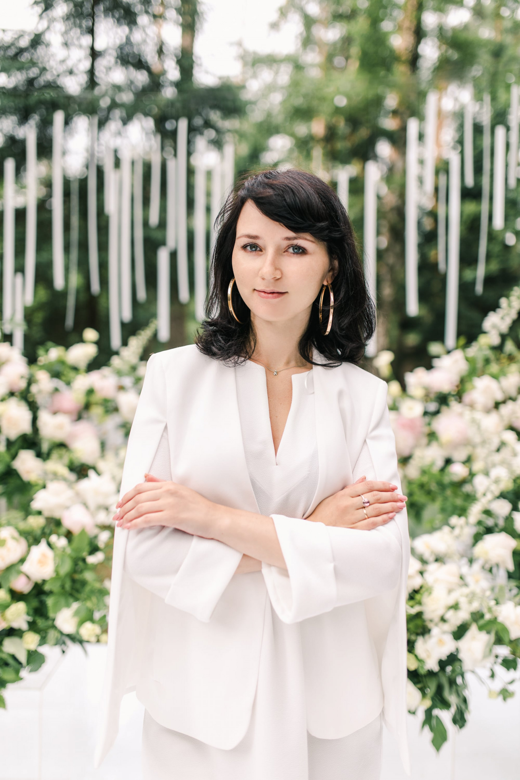 Кристина Агеева о новом сервисе аренды свадебного
