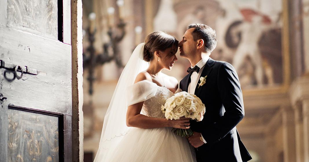 Свадьба во дворце на холмах Вальполичеллы