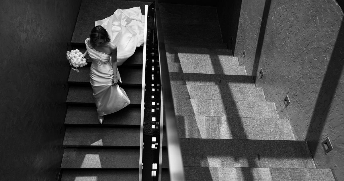Фотограф Павел Голубничий: «В свадебной истории уместно