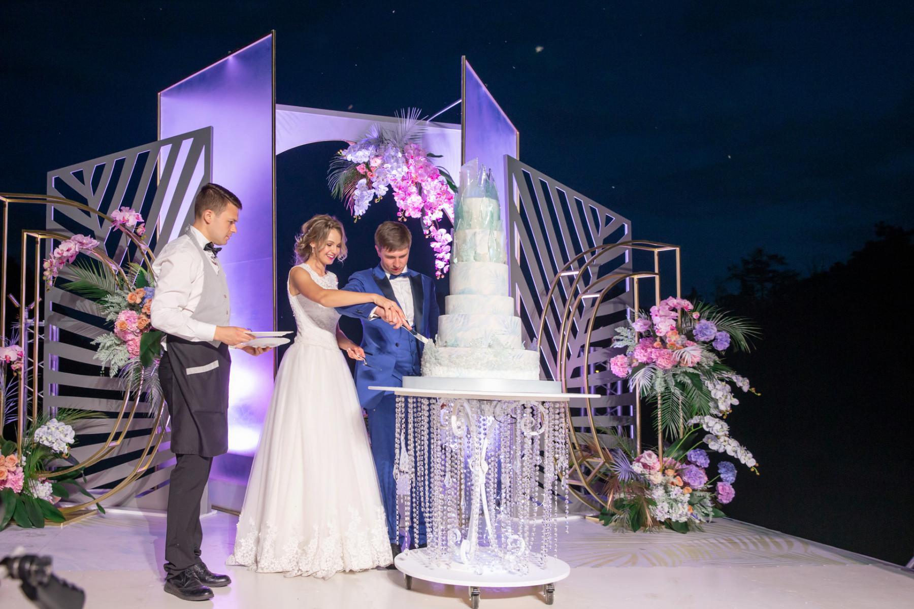 Ice&Tropical: свадьба известного хоккеиста Дмитрия Вишневского и