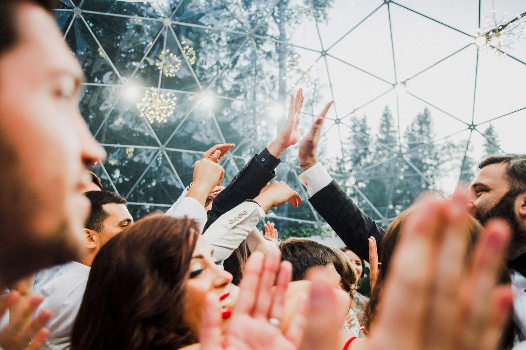 Моя стихия – любовь: свадьба в эко-отеле