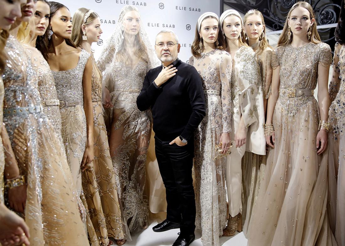 Дизайнер Эли Сааб: 3 вдохновляющих правила работы