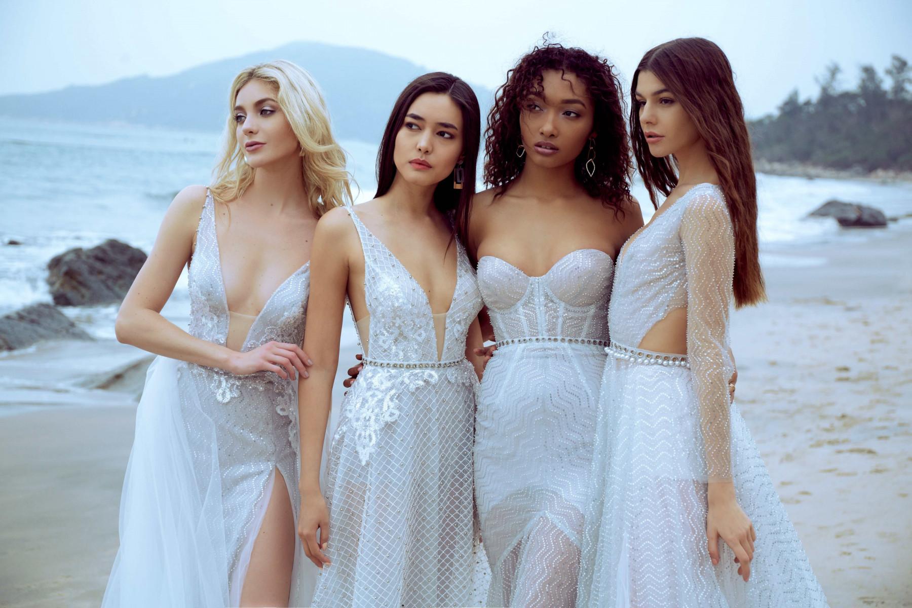 Бренд MUSA Wedding: платья с характером