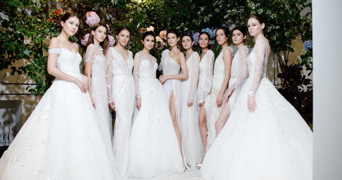 Первое Trunk Show от бутика Wedding by