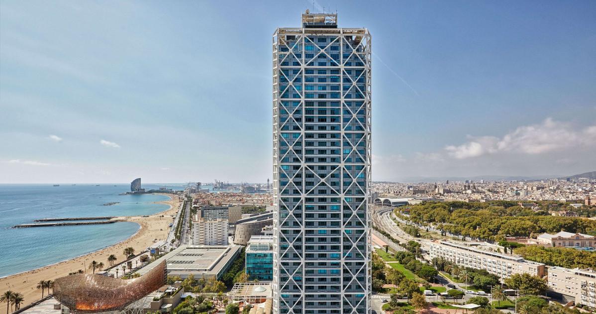 Hotel Arts Barcelona: роскошный отель для свадьбы
