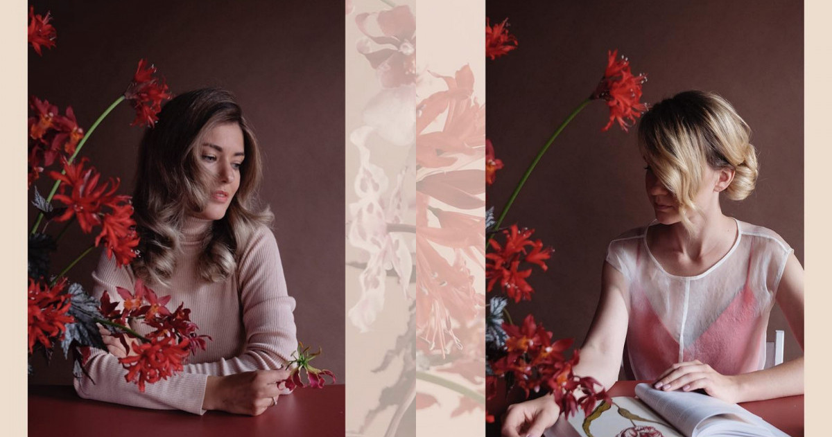 Цветы и искусство: 8 оформлений от About