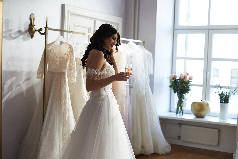 «Белое платье» – новый свадебный салон в