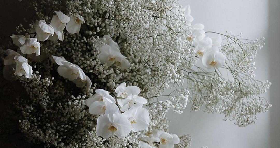 Гипсофила — самый модный свадебный цветок 2020