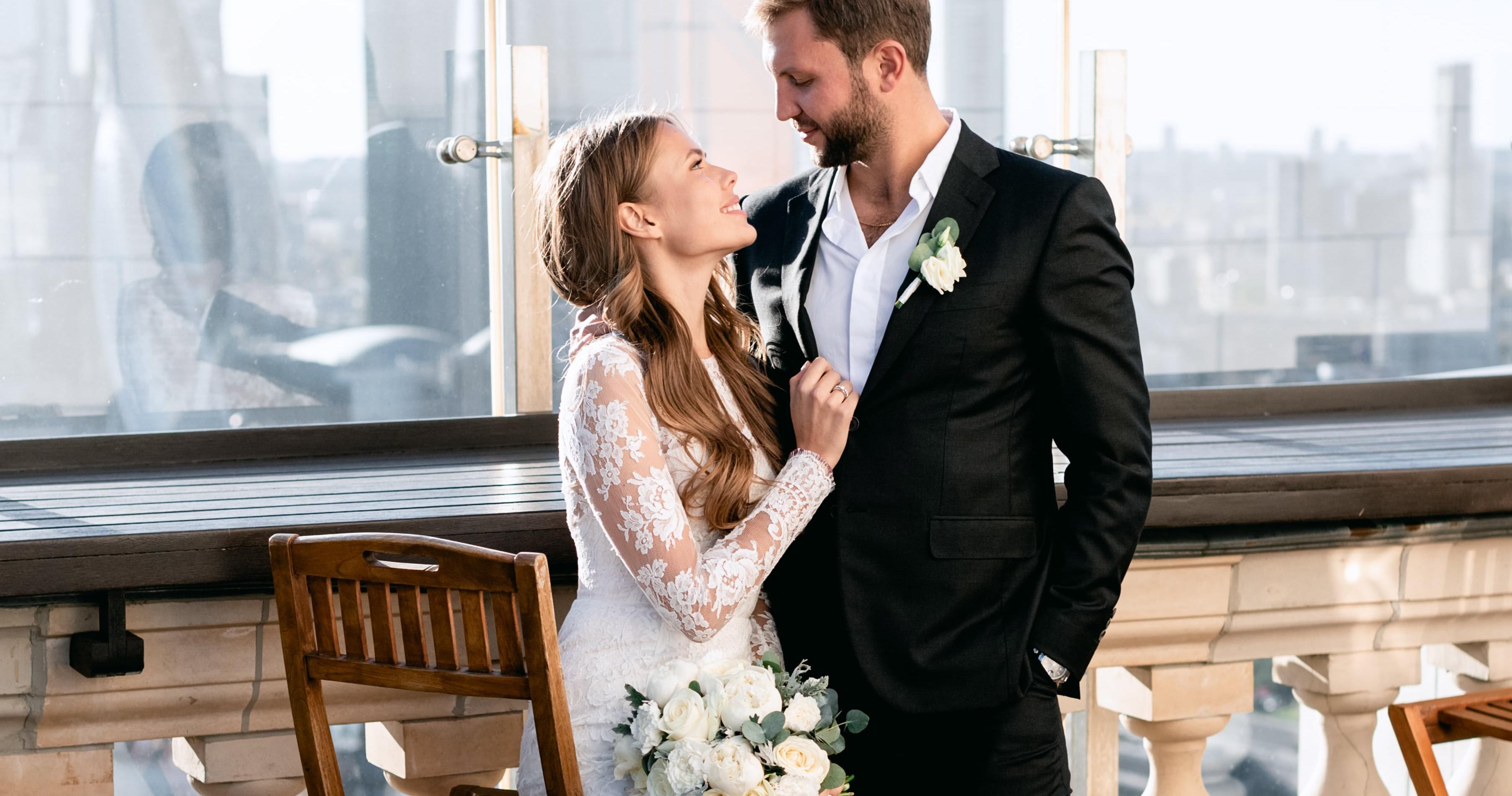 Свадьба в Москве для двоих