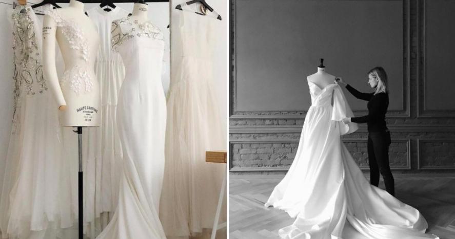 Где сшить свадебное платье