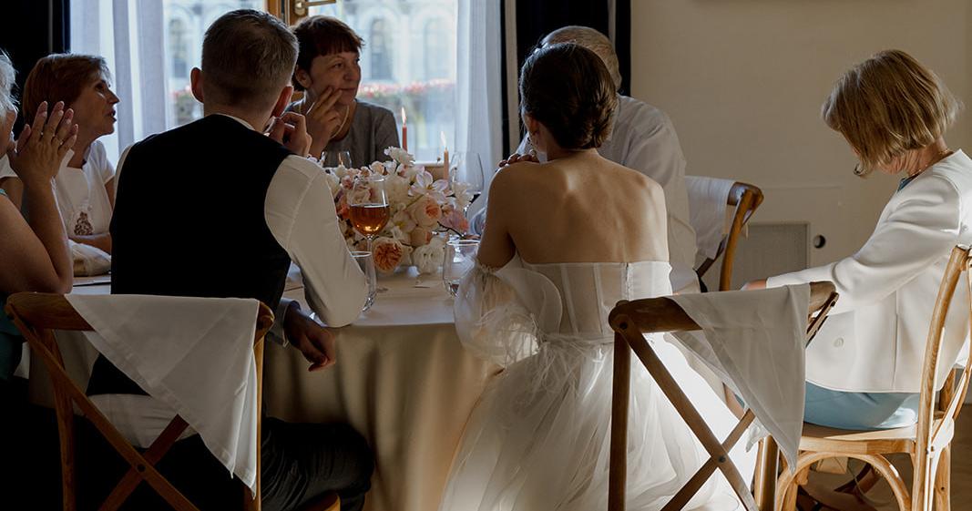 Свадьба для самых близких в Санкт-Петербурге