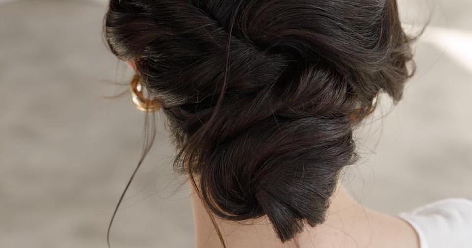 Wedding Hair Inspiration: The Up-Do