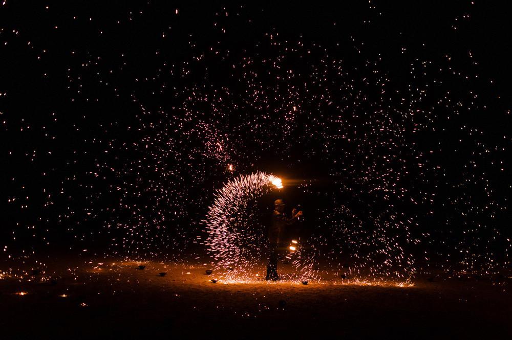 Яркий праздник посреди пустыни: второй день