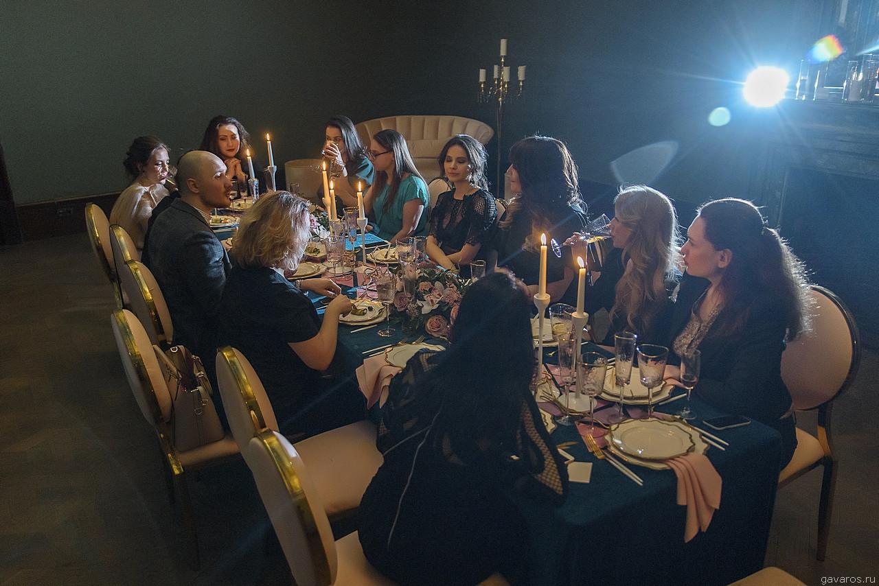 Удачное свидание: «Food dating» от компании Corso