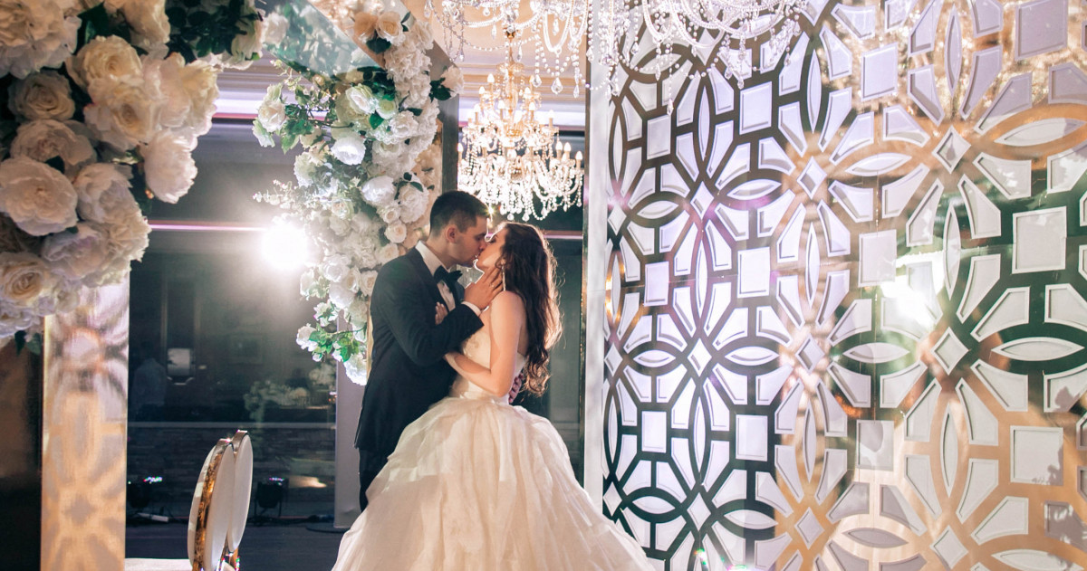5 шагов на пути к идеальной свадьбе:
