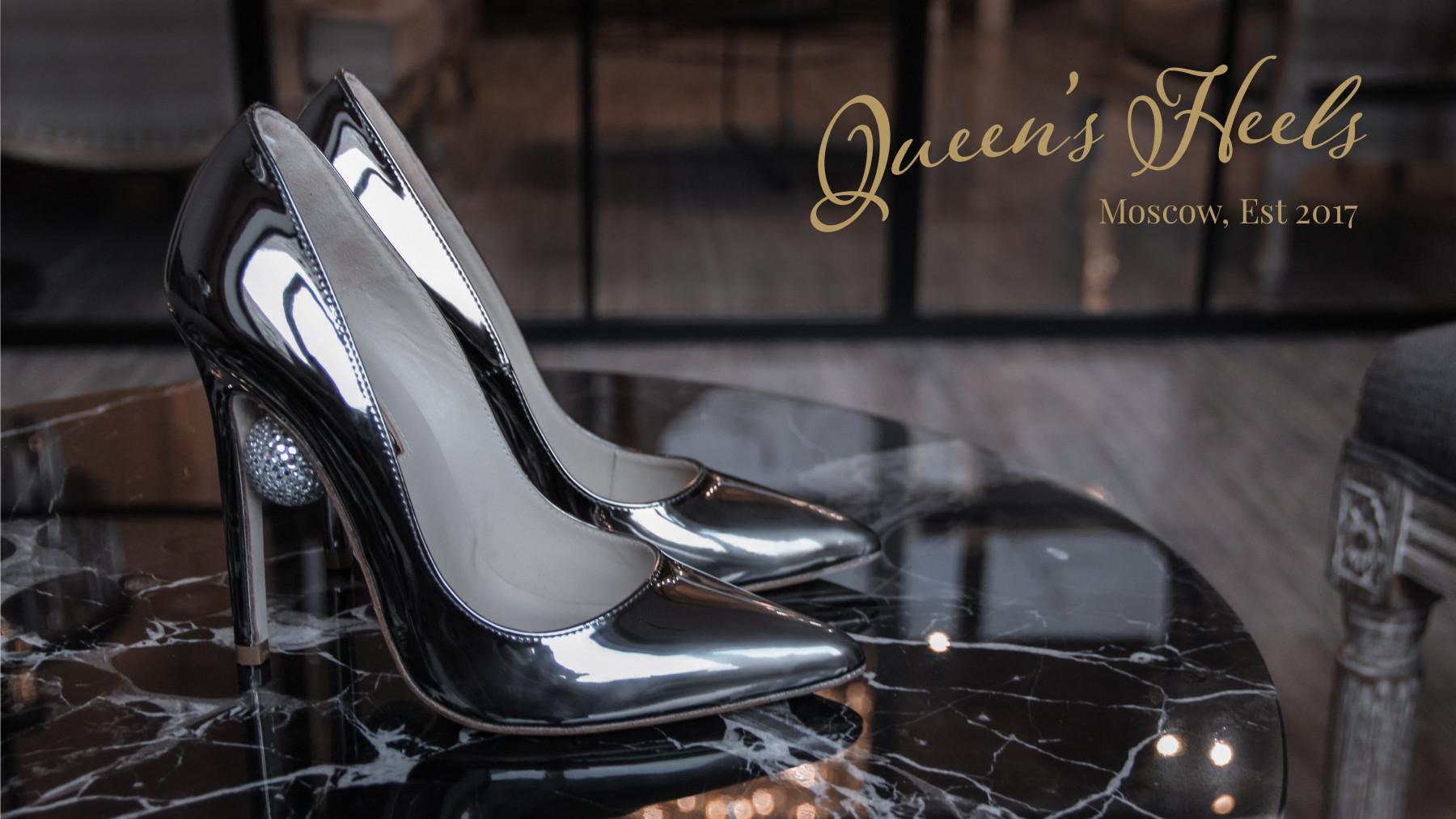 Шоу-рум Queen's Heels: свадебная обувь для невест