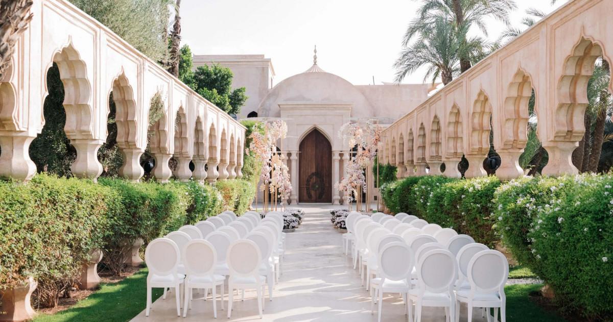 5 необычных мест для свадьбы