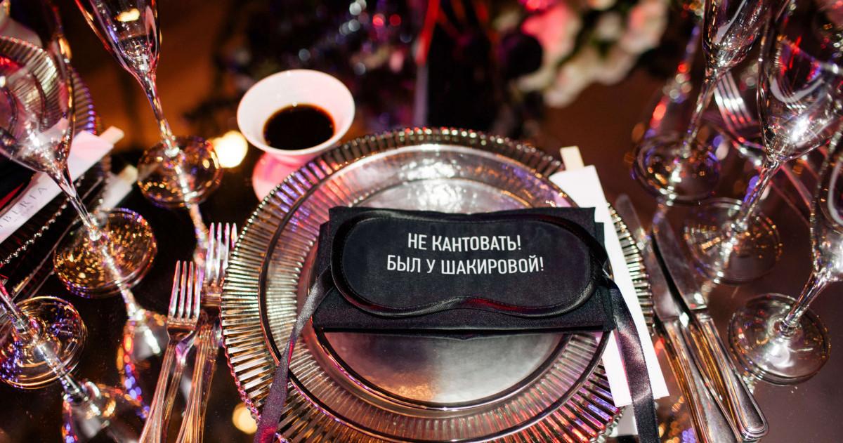 День рождения декоратора Юлии Шакировой