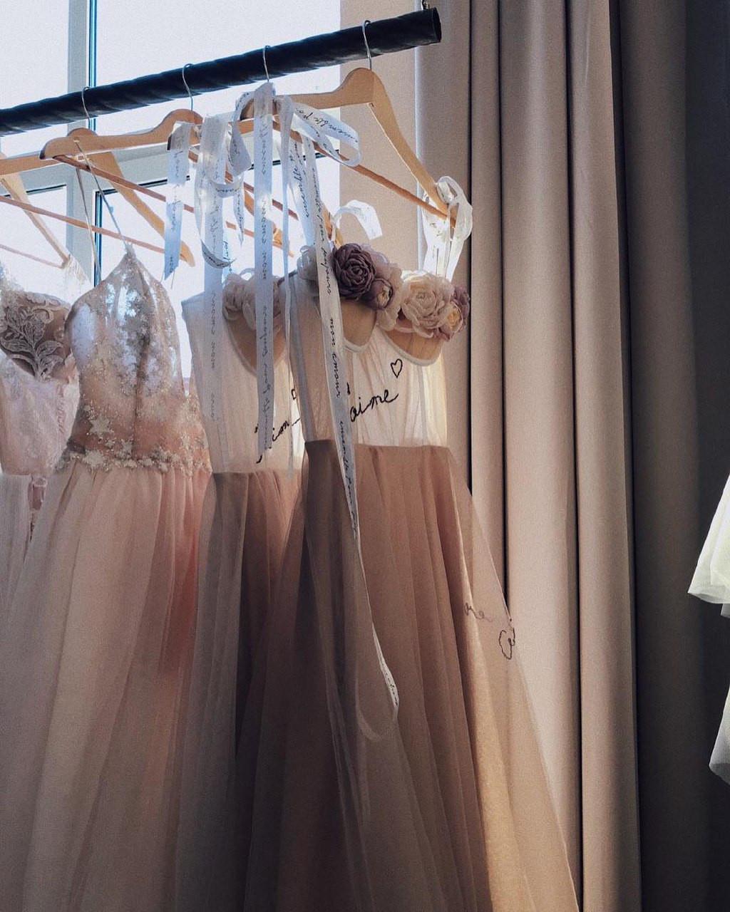 Свадебные платья из московских салонов, покорившие инстаграм