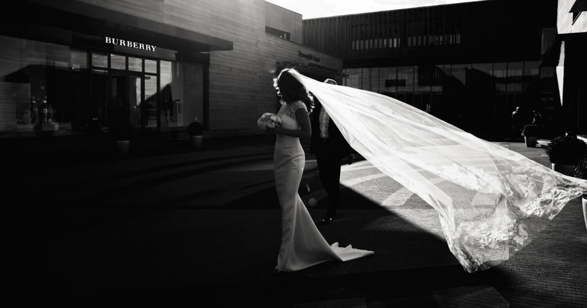Европейская элегантность от агентства BM Weddings &