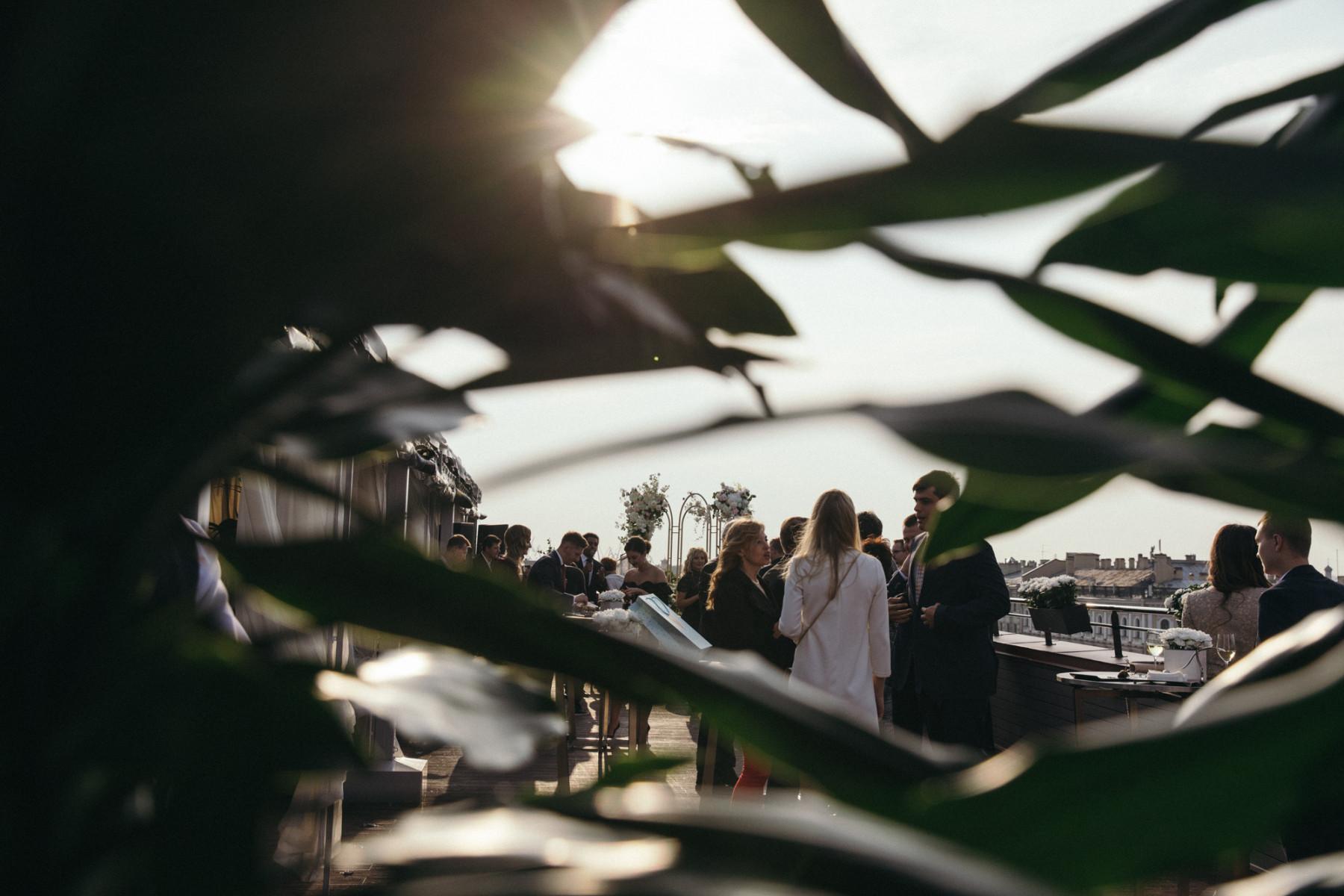 Любовь как вдохновение: свадьба в Санкт-Петербурге