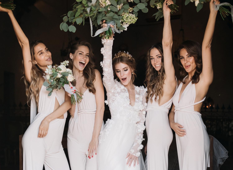 Зачем нужны подружки невесты?