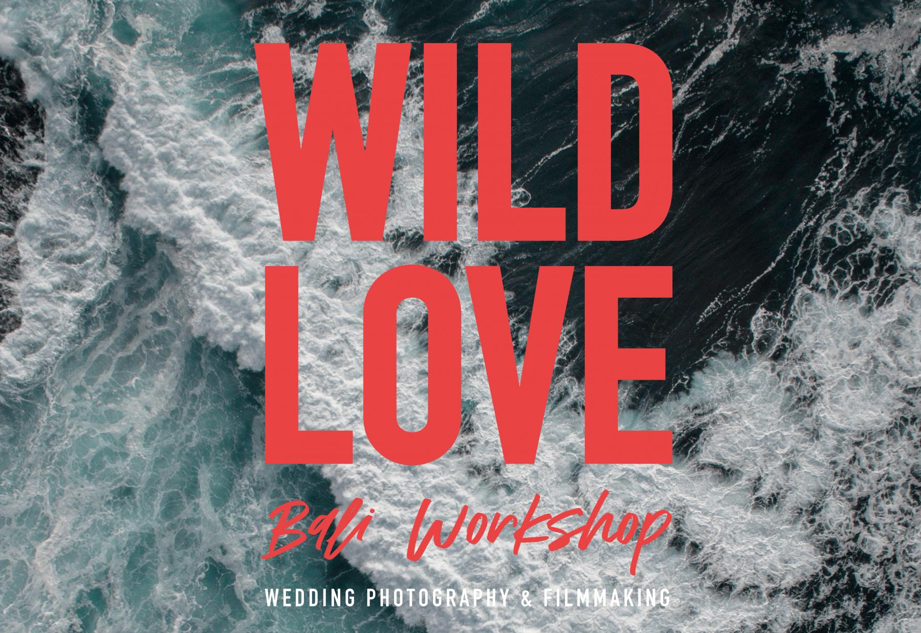 Wild Love: самый жаркий воркшоп этой зимы