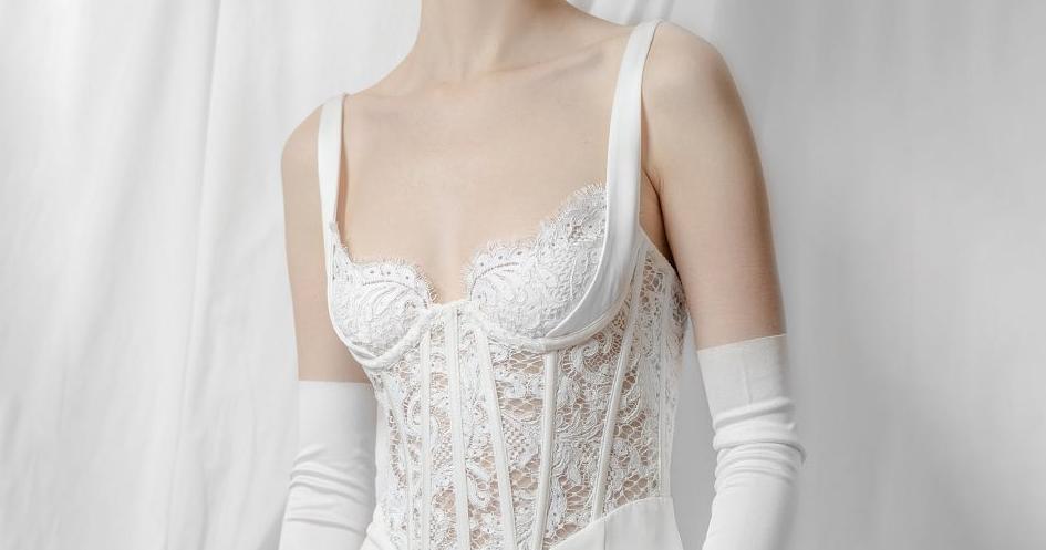 Свадебные платья Edem теперь можно примерять дома