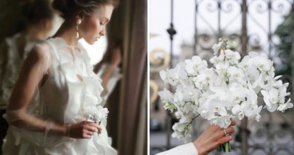 5 идей для необычного букета невесты