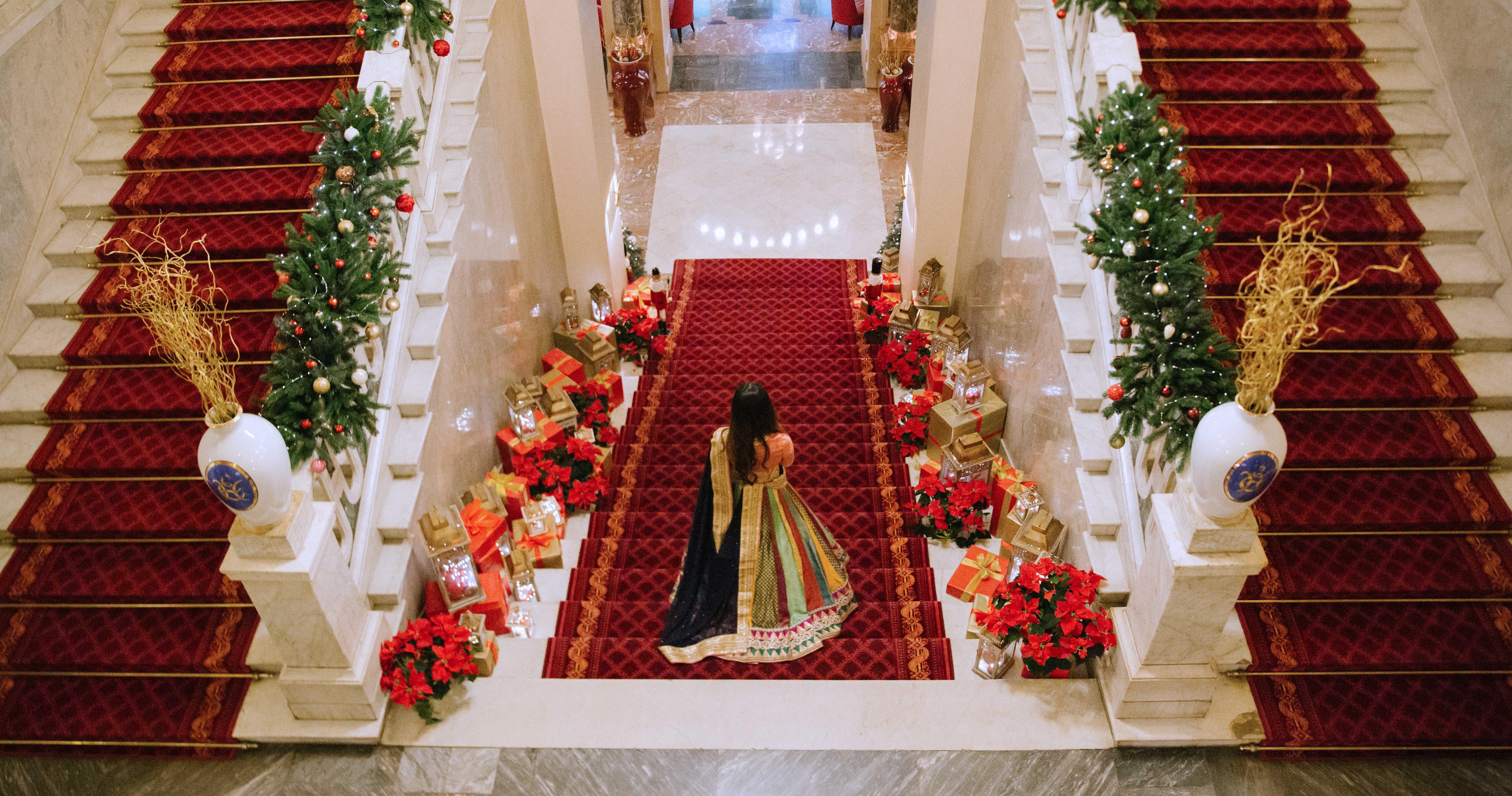 Индийская свадьба в отеле Belmond Grand Hotel