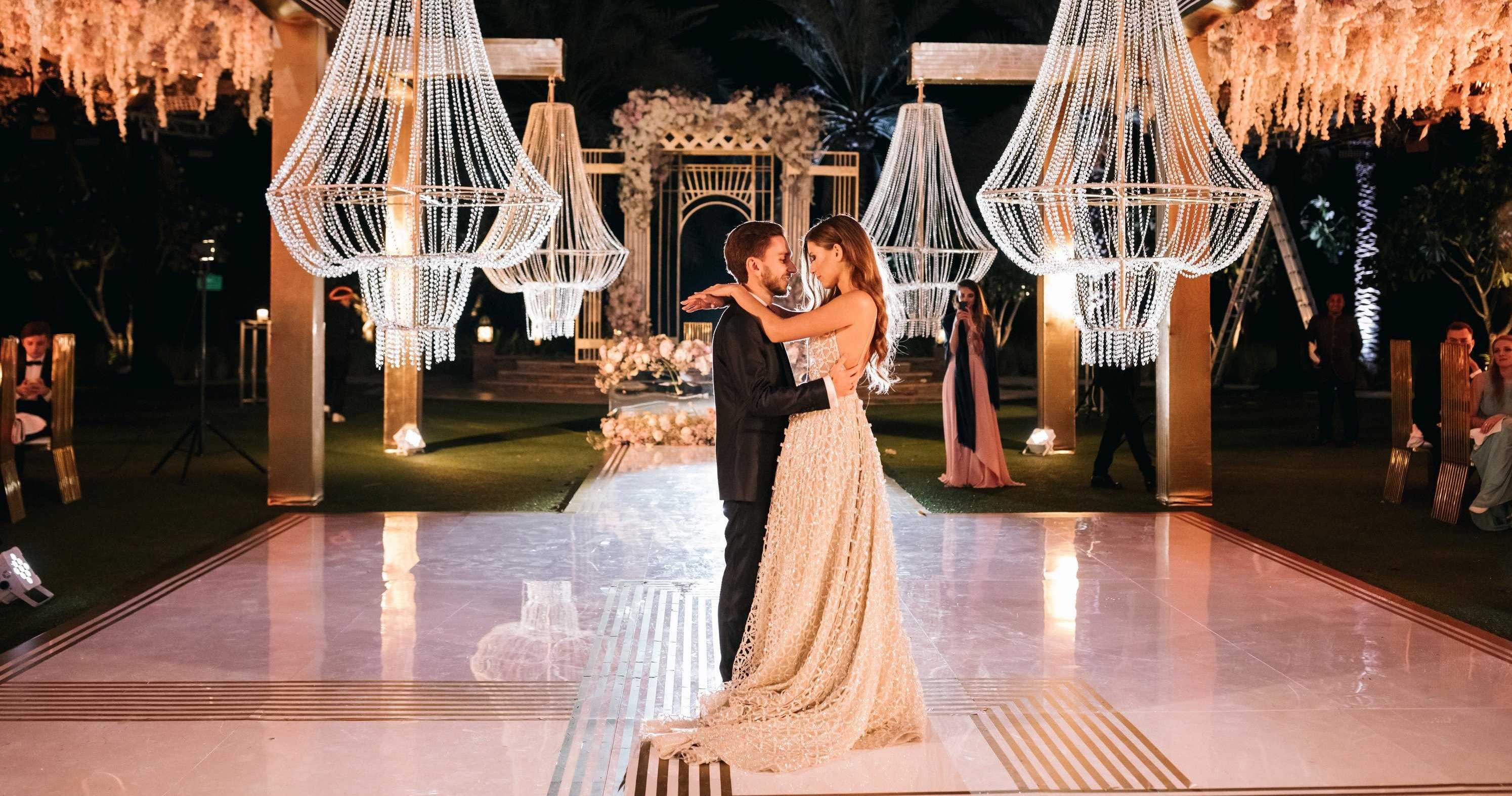 Свадебный уикэнд в Дубае: европейская классика и